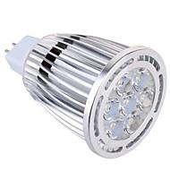 9W GU5.3(MR16) LED-spotlys MR16 7 SMD 850 lm Varm hvid Kold hvid Dekorativ Vekselstrøm 85-265 Vekselstrøm 12 V 1 stk.