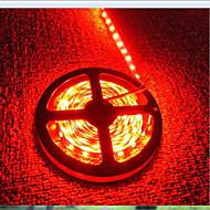 LED lys stribe lysdiode 3528smd 600led vandtætte IP65 DC12V 5m flere farver / lot