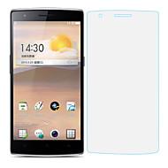 お買い得  スクリーンプロテクター-スクリーンプロテクター OnePlus のために One Plus 1 強化ガラス 1枚 液晶保護シート ハイディフィニション(HD)