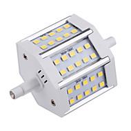 ywxlight®r7s ledコーンライト30 smd 2835 810 lm暖かい白冷たい白装飾ac 85-265 v