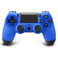abordables Accesorios para PS4-P4-CBT001D Bluetooth Controles / Adaptador y Cable Para PC / PS4 / Sony PS4 ,  Bluetooth / Empuñadura de Juego / Recargable Controles / Adaptador y Cable Metal / ABS unidad