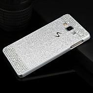 роскошь горячей продажи кристалл горный хрусталь задняя крышка для Samsung a5