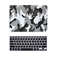 tanie Etui, torby i pokrowce do MacBooka-MacBook Futerał na kamuflaż ABS MacBook Pro 15 cali / MacBook Pro 13 cali