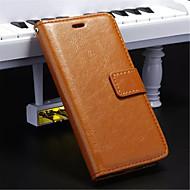 Недорогие Кейсы для iPhone 8-Кейс для Назначение iPhone 5 Apple iPhone 8 iPhone 8 Plus Кейс для iPhone 5 Бумажник для карт Кошелек со стендом Флип Магнитный Чехол