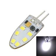 3W G4 Luci LED Bi-pin Modifica per attacco al soffitto 12 leds SMD 2835 Oscurabile Bianco caldo Luce fredda 150-250lm 3500/6500K DC 12 AC