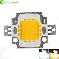 SENCART 1 pc COB 900 LED Chip Aluminum 10W