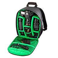 abordables Bolsas-bolsa de fotografía cámara réflex digital multi-functionaldigital mochila caso de fotos impermeable bolsas camara mochila para el