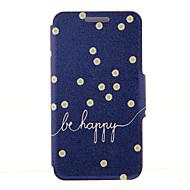 Недорогие Чехлы и кейсы для Galaxy Note 2-Кейс для Назначение SSamsung Galaxy Samsung Galaxy Note Бумажник для карт Кошелек со стендом Флип Чехол Цветы Кожа PU для Note 5 Edge