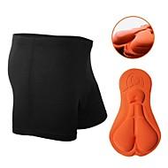 billige -Nuckily Undershorts til sykling Dame Unisex Sykkel Shorts Boxershorts Undertøy Shorts Fôrede shorts Bunner Sykkelklær Fort Tørring