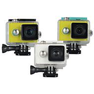 バッグ 防水ハウジング ケース 取付方法 防水 フローティング ために アクションカメラ Xiaomi Camera 狩猟と釣り ボート遊び ダイビング サーフィン