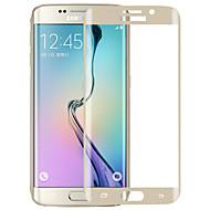 お買い得  Samsung 用スクリーンプロテクター-サムスンS6エッジ+に適したカバー強化膜表面フルスクリーン