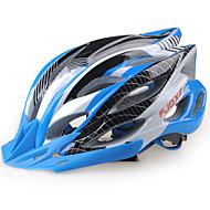 저렴한 -FJQXZ 자전거 헬멧 싸이클링 22 통풍구 산 울트라 라이트 (UL) 산악 사이클링 도로 사이클링 레크리에이션 사이클링 사이클링 하이킹 겨울 스포츠 스노우보드