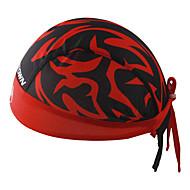 Coolpad Fahrradmütze Unisex Frühling Sommer Winter Herbst Schweißband Rasche Trocknung UV-resistant Anti-Insekten antistatisch