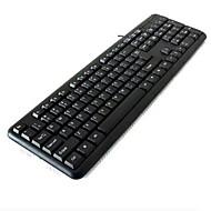 عالمي USB لوحة مفاتيح المكاتب المنزلية الألعاب