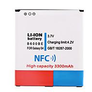 li-ion 3.7v 3300mAh con NFC para Samsung i9500 s4