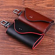 botón de la llave del cuero dominante del bolso / bolsa de cuero de la llave del coche / de cuero