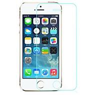 Недорогие Защитные плёнки для экрана iPhone-Защитная плёнка для экрана для iPhone 6s Plus iPhone 6 Plus iPhone SE/5s Закаленное стекло 1 ед. Защитная пленка для экрана