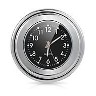 オートバイバイク7/8は「1ハンドルハーレーヤマハブラックダイヤル時計時計をマウント