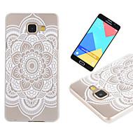 Недорогие Чехлы и кейсы для Galaxy A7(2016)-окрашены телефон корпус для Samsung Galaxy a3 (2016 г.) / a5 (2016 г.) / a7 (2016 г.)