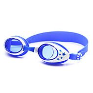 billiga -Simglasögon Barns Anti-Dimma Silica Gel PC Gul / Vit / Röd / Rosa / Blå / Mörkblå Vit / Röd / Rosa / Blå / Guld / Mörkblå / Gul