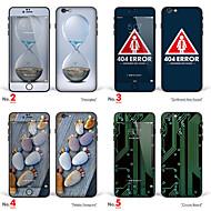 Недорогие Защитные плёнки для экрана iPhone-1 ед. Защитная пленка на всё устройство для Мультипликация iPhone 6s Plus/6 Plus