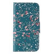 tanie Galaxy S7 Edge Etui / Pokrowce-Na Samsung Galaxy S7 Edge Portfel / Etui na karty / Z podpórką / Flip Kılıf Futerał Kılıf Drzewo Skóra PU Samsung S7 edge / S7