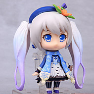 billige Cosplay & Kostumer-Vokaloid Hatsune Miku PVC Anime Action Figures Model Legetøj Doll Toy