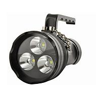 preiswerte Taschenlampen, Laternen & Lichter-10800 lm Laternen & Zeltlichter Cree XM-T6 L2 4.0 Modus Wasserfest
