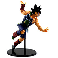 Dragon Ball Son Goku PVC Anime Actionfigurer Modell Leksaker doll Toy