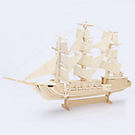 3D퍼즐 직쏘 퍼즐 나무 퍼즐 장난감 배 3D 시뮬레이션 조각