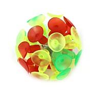 Flash zabawką luminescencji przyssawka ball
