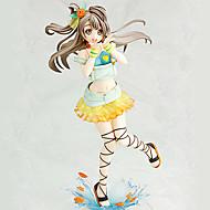 Anime Toimintahahmot Innoittamana Rakkaus Elää Cosplay PVC 20 CM Malli lelut Doll Toy