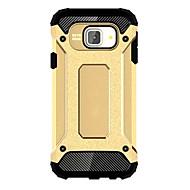 Недорогие Чехлы и кейсы для Galaxy A7(2016)-Кейс для Назначение SSamsung Galaxy Кейс для  Samsung Galaxy Защита от удара Кейс на заднюю панель броня ПК для A7(2016) A5(2016) A3(2016)