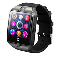 Smart Watch Touch Screen Calories Burned Pedometers Camera Distance Tracking Anti-lost Hands-Free Calls Message Control Camera Control
