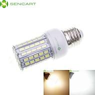 お買い得  LED コーン型電球-SENCART 8W 3000-3500/6500-7500lm E14 / GU10 / B22 LEDコーン型電球 埋込み式 102 LEDビーズ SMD 5630 防水 / 装飾用 温白色 / クールホワイト 220-240V / 110-130V / 4個