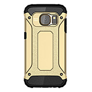 For Samsung Galaxy S8 Plus Shockproof Case Back Cover Case Armor PC Samsung S7 edge S7 S6 S8