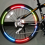 abordables -Banda Reflectante - Ciclismo Impermeable Color variable Otros Lumens Ciclismo