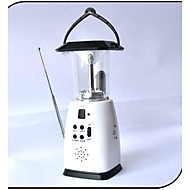 RD239A Lanterns & Tent Lights LED 480 lm 1 Mode LED Rechargeable Emergency Camping/Hiking/Caving Traveling Outdoor