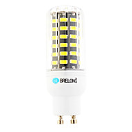 5W GU10 LED Corn Lights T 64 SMD 450-500 lm Warm White Cold White 6000-6500;3000-3500 K AC 220-240 V
