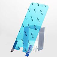 Недорогие Защитные плёнки для экрана iPhone-Защитная плёнка для экрана Apple для PVC 10 ед. Защитная пленка для экрана Взрывозащищенный