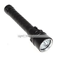 preiswerte Taschenlampen, Laternen & Lichter-Beleuchtung LED Taschenlampen 5000 Lumen Modus Cree XM-L T6 18650 WasserdichtCamping / Wandern / Erkundungen / Für den täglichen Einsatz