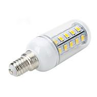 abordables Marsing-500-600 lm E14 E26/E27 Bombillas LED de Mazorca T 36 leds SMD 5730 Blanco Cálido Blanco Fresco AC 220-240V