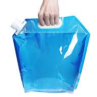 Bolsas y Botellas de Agua