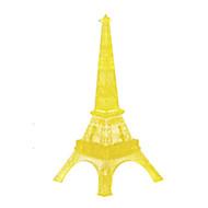 DIY Κιτ Παζλ Κρυστάλλινα παζλ Παιχνίδια Πύργος Διάσημο κτίριο 3D Φτιάξτο Μόνος Σου Κομμάτια