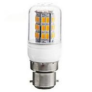 お買い得  LED コーン型電球-SENCART 5W 450-500lm E14 / G9 / B22 LEDコーン型電球 T 42 LEDビーズ SMD 5730 温白色 / クールホワイト 100-240V / 12V