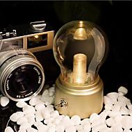 halpa Kannettavat valaisimet-usb brittiläinen ilmapiiri metallisen lasi valo hätä johti yövalo lapsille huoneen sisustuksessa (valikoituja väri)