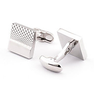 billige -Sølv Manchetter Legering Kontor / Afslappet Herre Kostume smykker Til