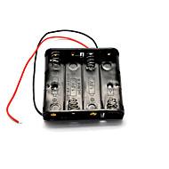 1.5V 4-aa akkumulátor esetében modell autó / repülőgép