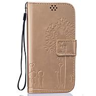 Недорогие Чехлы и кейсы для Huawei Honor-Кейс для Назначение Huawei P9 Huawei P9 Lite Huawei Huawei P8 Lite Huawei Honor 5X P9 Lite P9 P8 Lite Кейс для Huawei Бумажник для карт