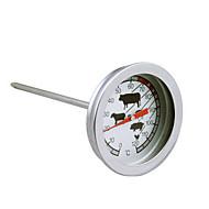 abordables Medidores y Balanzas-Termómetro de la barbacoa (0-120 ℃)